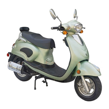 Trading in scooters manufactured in China