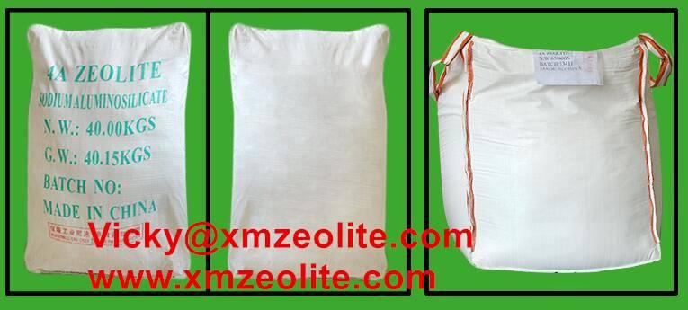 4A Zeolite (detergent powder raw material)
