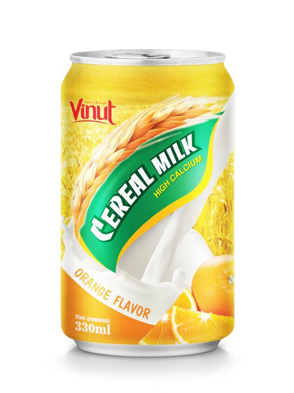Cereal Milk in can