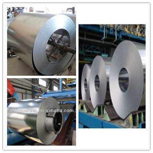 hot sale prime quality galvanized steel coil