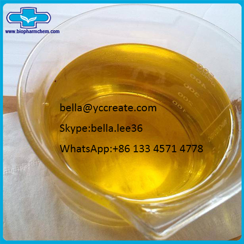 Injectable Steroid Recipe Drostanolone Enanthate 200mg/ml