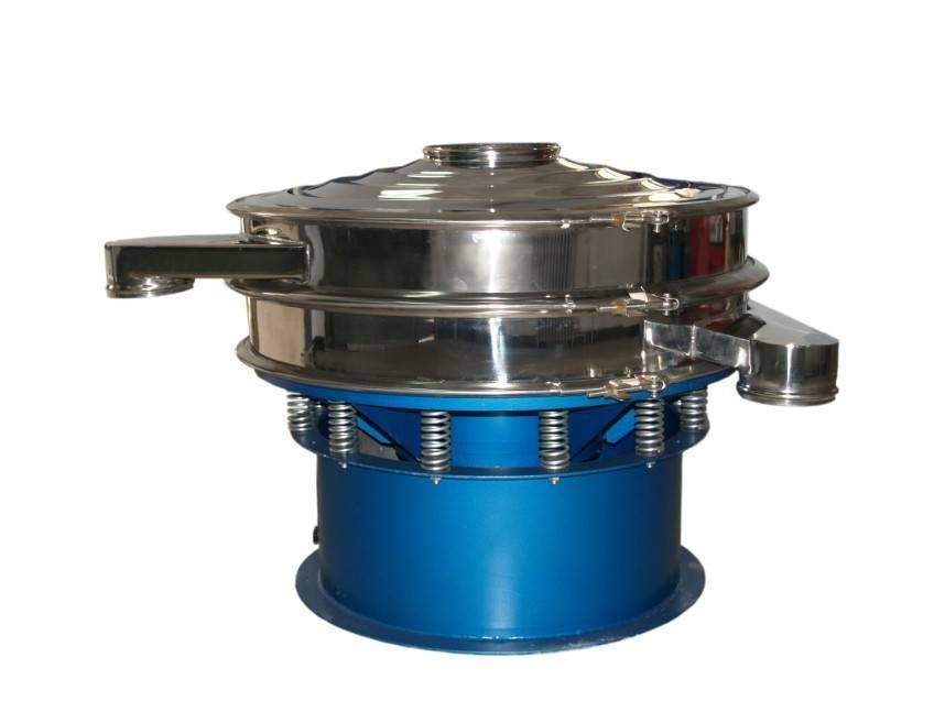 SY-1000-1S multi powder separating industrial sieve equipment