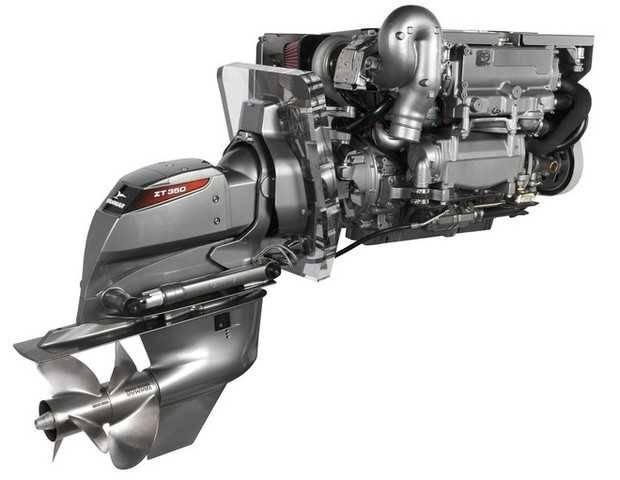 Yanmar 315HP engine for sale