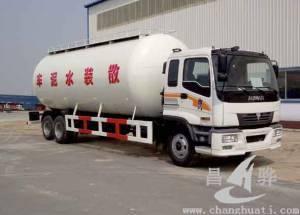 bulk cement transportation Truck