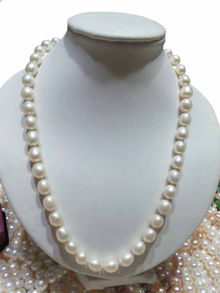 wholesale pearl necklace jewelry cultured freshwater pearl jewelry