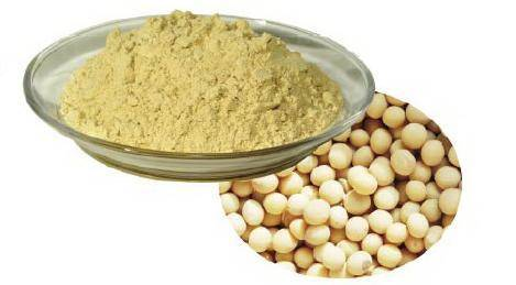 Isoflavones 40% Soybean Extract GMP factory