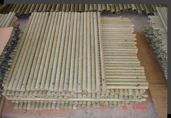 FRP sand pipe