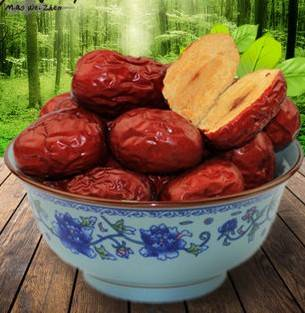 dried fruit red date delicacy beautiful food