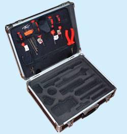 Aluminum Tool Cases/Instrument Cases/Display Cases/Attache Cases