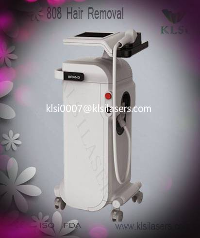 808nm diode laser skin care hair removal