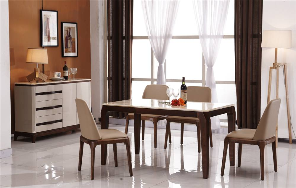 2015 new product dining room furniture dining table