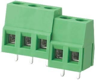 VDE C-UL-US Standard PCB Screw Terminal Block WJ128