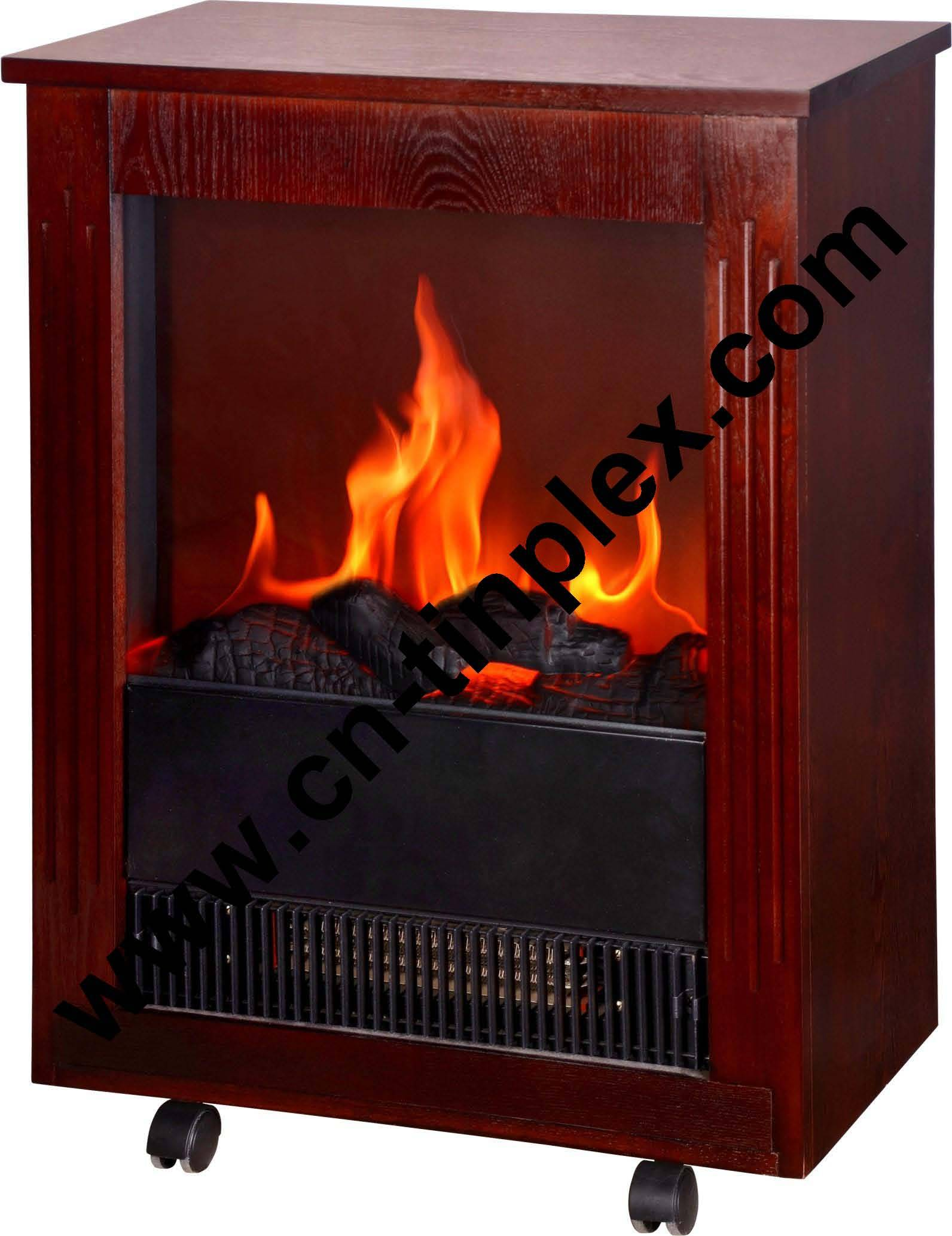 Very Good Selling wood red electric fireplace,cheap electric fireplace