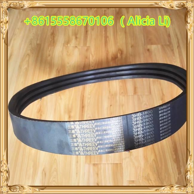 High Quality Banded V Belt 4HD, 3BJ Belt from China