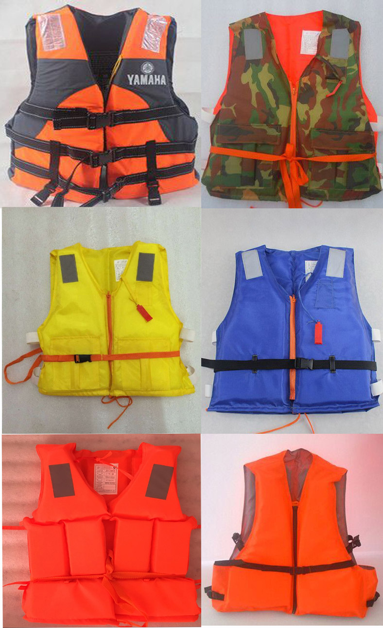Life jackets/ vests for on water work