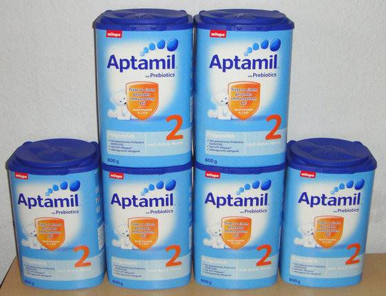 Aptamil Baby Milk Powder 800g for sale