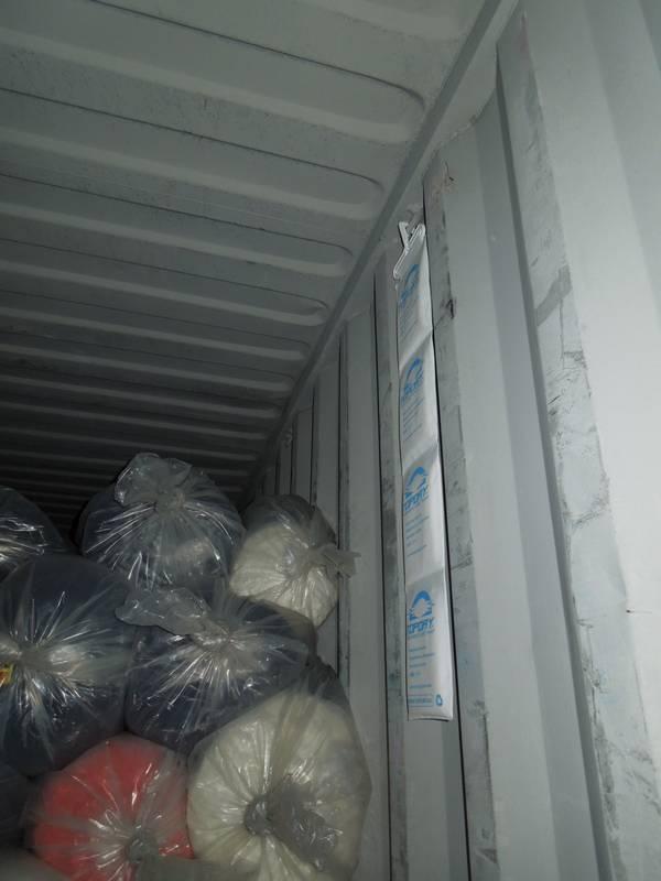 Cargo Desiccants Moisture Absorbents