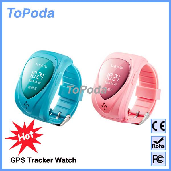 Digital gps smart watch for kid,smart watch
