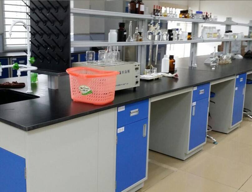 OEM metal lab benches for laboratory from China