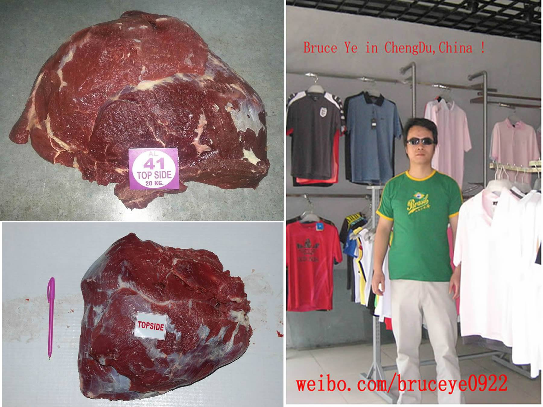 Urgently Buy frozen meat