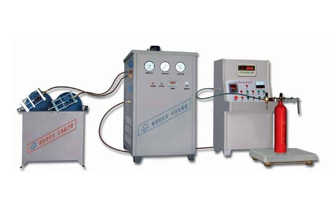Operational Manual for GTM-B Type Filler for CO2 Fire Extinguisher