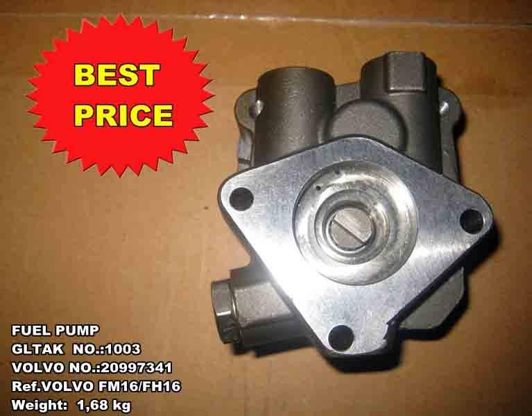 DT 2.12092 ZF 8001860 volvo 20997341 85103778 7420997341 7485103778 gear pump fuel pump mechnical pu