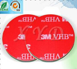 Die cutting 3M Double sided tape in industry