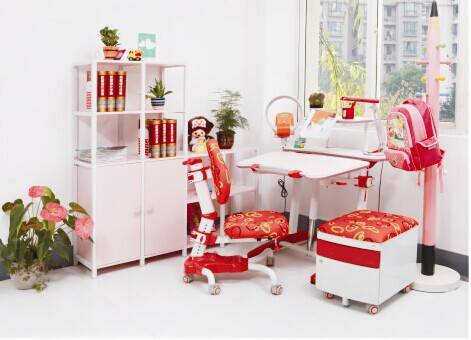 kid adjustable table study table children furniture