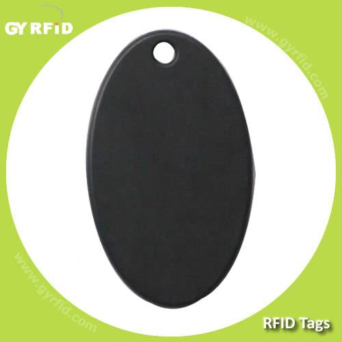 UHF Laundry Tag with hole, reach up to 2m (GYRFID)