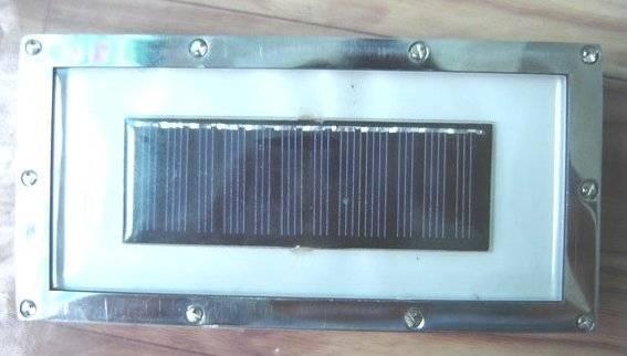 solar brick lihgt
