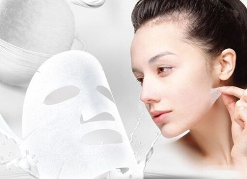 sell facial mask OEM factory