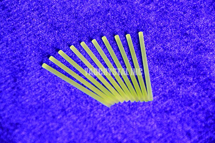 sell Er: Glass Laser Crystal Laser Rod for Laser Machine