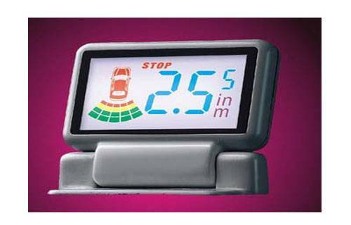 Color LCD in Car Parking Sensor WHPC-09