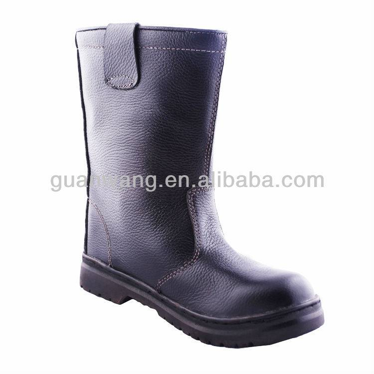 High Ankle Industrial Safety Shoes/Steel Cap Shoes/Safety Footwear