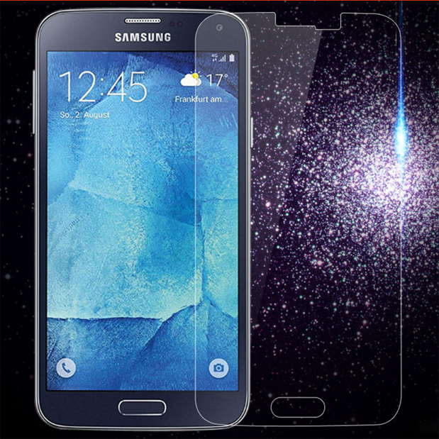 GS 5 Tempered Glass Screen Protector for Samsung Galaxy S5 G900 / Galaxy SV