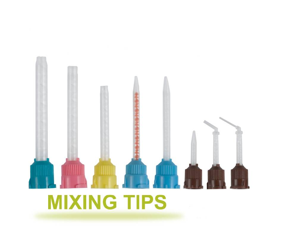 Dental Mixing Tips