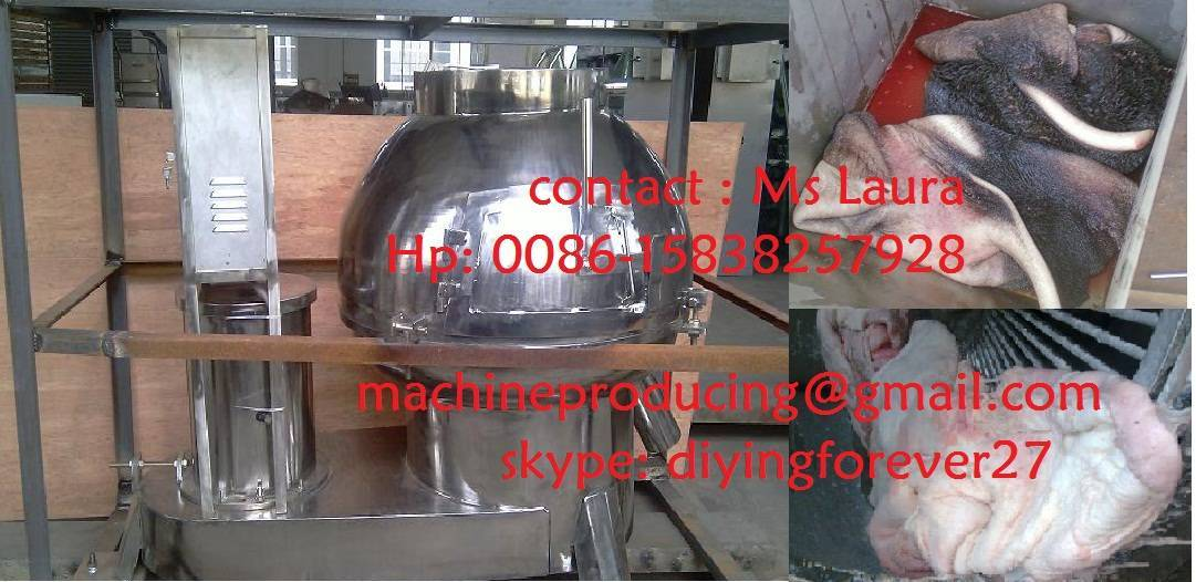 Cattle tripe washing and cleaning machine ,beef tripe washer / Cow tripe cleaning machine