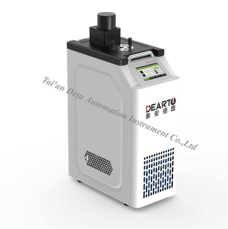 DTS-X0B ultra-portable intelligent constant temperature oil bath