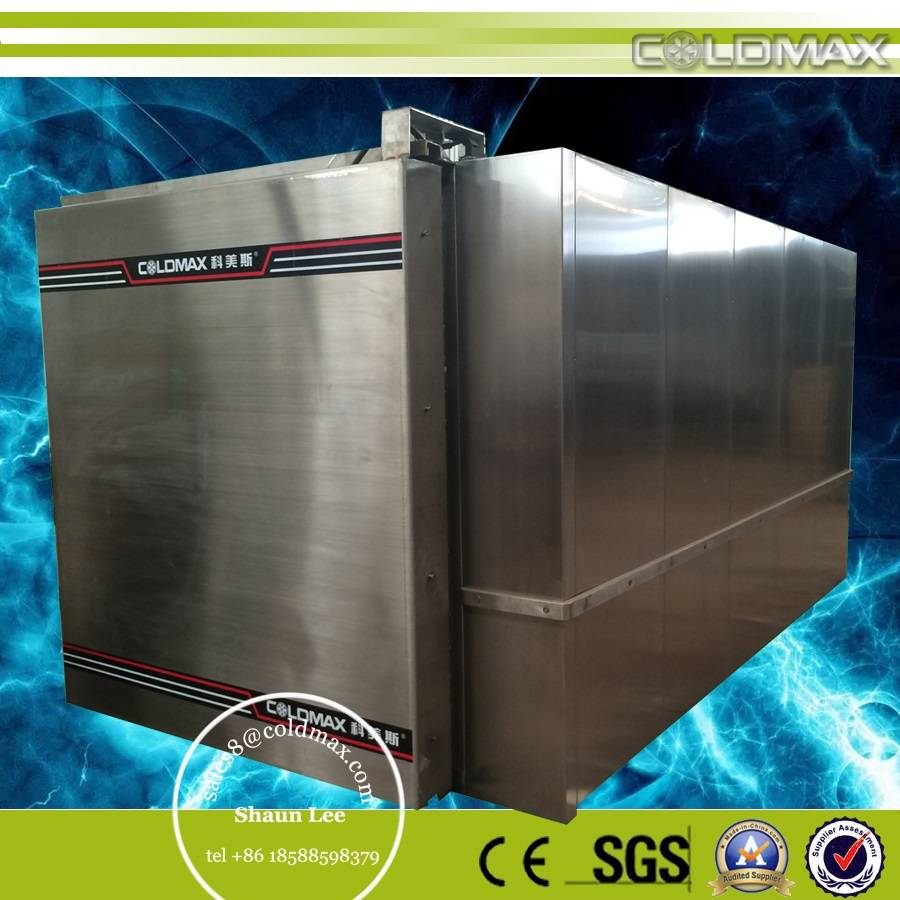 CE certification vacuum cooler for ready food