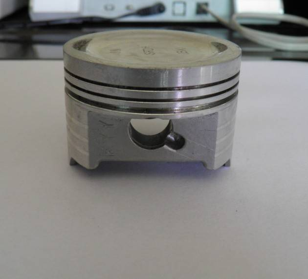 Good quality and cheap price CB125 Motorcycle Piston Kits
