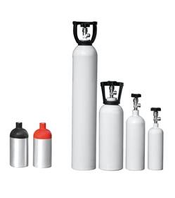 industrial specialty gas cylinders