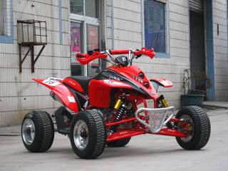 Flying dragon style atv for 250cc with disc brakes-hot