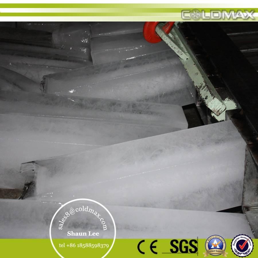CE certification ice block machine