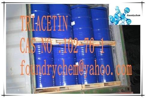 triacetin CAS NO: 102-76-1