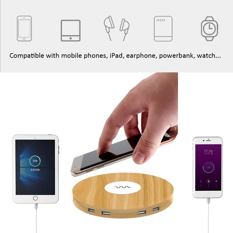 Wireless Desktop Charger QI