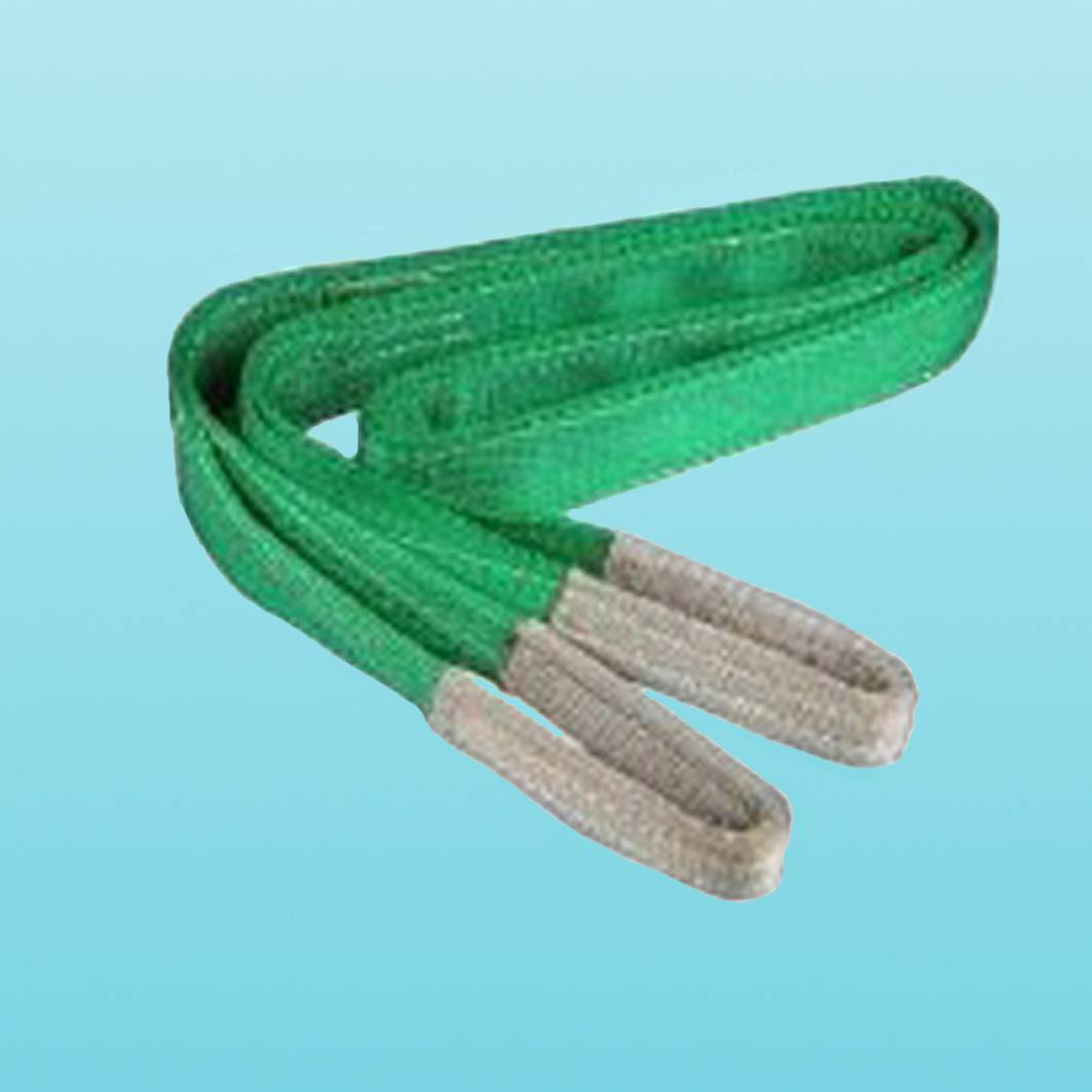 SLN Synthetic fibre Webbing Sling with eyes