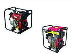 Diesel engine water pump set series