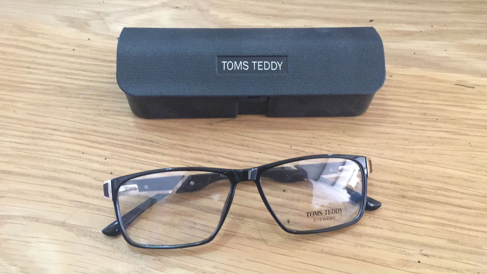 Optic Frames by Toms Teddy
