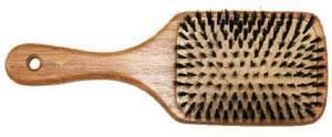 bamboo hairbrush