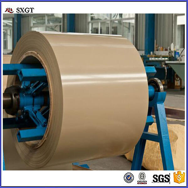 prepainted galvanized steel coil for roofing